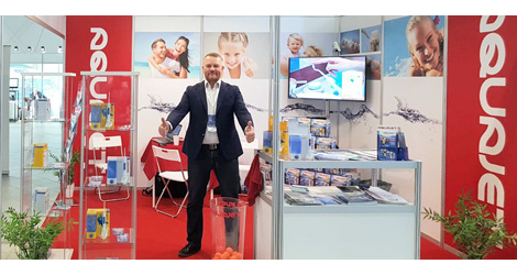 Little Doctor International (S) Pte. Ltd at the international exhibition WARSAW DENTAL MEDICA SHOW 2018, Poland