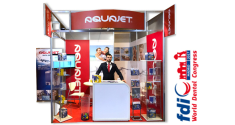 AQUAJET on FDI 2017 Madrid, Spain